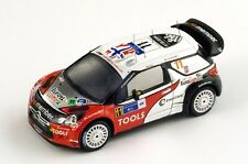 "Citroën DS3 WRC #11 Solberg-Patterson ""Rally Mexico"" 2011 (Spark 1:43 / S3304)"