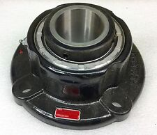 "LINK BELT FEB22444H 4-BOLT FLANGED ROLLER BEARING UNIT 2-3/4"" BORE NEW IN BOX"