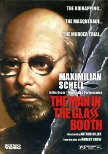 The Man In The Glass Booth - (DVD R1) - Brand New - FAST POST