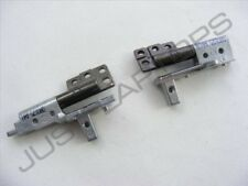 """Genuine HP Compaq 6910P Laptop 14.1"""" LCD Screen Pair of Hinges Left and Right"""