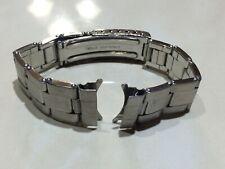 Vintage steel watch band bracelet 17 mm  matches Rolex 2940