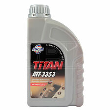 Fuchs TITAN ATF 3353 Automatic Transmission Fluid Multifunctional 1 Litre 1L