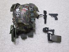 Aliens USCM Private Hudson Chest Armor, Light, Pistol 1/6th MMS 23 - Hot Toys