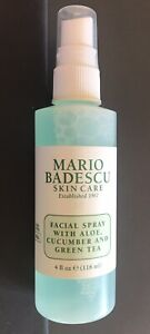 Mario Badescu Facial Spray With Aloe, Cucumber & Green Tea - Brand New