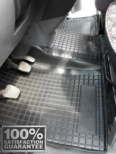 Rubber Carmats for Mercedes Vito W639 2003-2012 All Weather FRONT Floor Mats