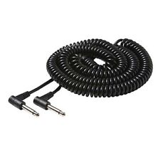 Eagle 25 FT 1/4 inch Male Cable Mono 6.3mm Guitar Cable Mono Jack to Mono Jack