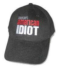 Green Day-American Idiot-Black OSFA Baseball Cap