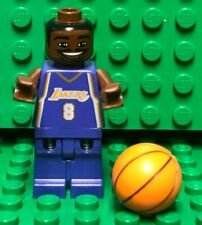 LEGO NBA Basketball Legend Kobe Bryant LA Lakers #8 nba035 3433 Minifigure