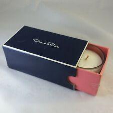 Oscar de la Renta Live In Love Votive Candle Set 2x1.5oz New, Perfume Scented