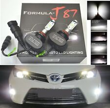 LED Kit N1 50W 9006 HB4 6000K White Two Bulbs Fog Light Replace Plug Play Lamp