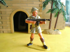 Timpo Painted Plastic 1 Vintage Toy Soldiers