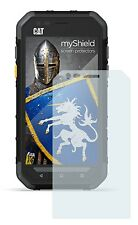 CAT S30 ANTISHOCK myShield screen protector. Give +1 armor to you phone!
