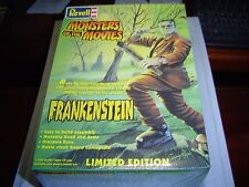 """""""NEW"""" MONSTERS OF THE MOVIES: FRANKENSTEIN LIMITED EDITION 1/12TH SCALE AGES 10+"""