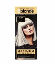 Jerome Russell Bblonde MAXIMUM Colour Toner Silver 75ml 2