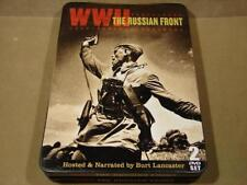 WWII The Russian Front DVD 2 Disc Set