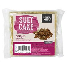 Wild Bird Feed Suet Cake - Peanut Flavour - kingfisher
