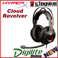 Kingston HyperX Cloud Revolver Pro Gaming Headset for PC and PS4 HX-HSCR-BK/AS