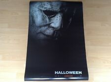 HALLOWEEN 2018 MOVIE POSTER Double Sided 100 cm x 70 cm. COLLECTOR ! NEW !