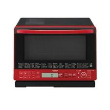 HITACHI Microwave Oven Range Healthy Chef MRO-S8X(R) [Red] AC100V from Japan New