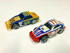 "1970's Slot Cars Sharp "" Dirt Track "" Style H-O Slot Car Ideal Tcr Slotless Lot"