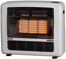 Rinnai 252SN Gas Heater - Silver