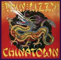 Thin Lizzy - Chinatown (NEW CD)