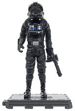 Star Wars The Trilogy Collection Tie Fighter Pilot Action figure