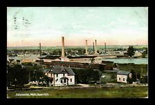 New ListingDr Jim Stamps Us Paper Mills Kalamazoo Michigan View Postcard
