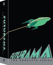 Futurama Complete Collection Season 1-8 NEW!!