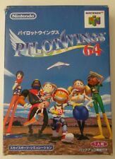 PILOTWINGS 64 NINTENDO 64 JAP NTSC COME NUOVO