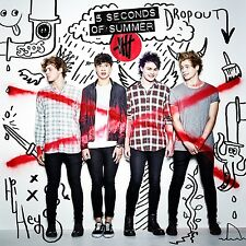 5 SECONDS OF SUMMER - 5 SECONDS OF SUMMER (LTD.DELUXE EDT.)  CD NEUF