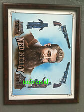 NED KELLY ORIGINAL LTD EDITION PRINT POSTER - STUNNING ITEM - WILL IMPRESS