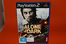 ALONE IN THE DARK PLAYSTATION 2 PS2 (NO BOOKLET) - FREE POST