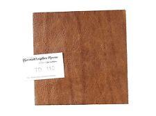 "Western Chestnut Scrap Leather Craft Piece 7.5"" x 7.5""  TD110"