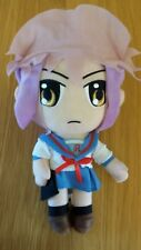 "*Banpresto Soft Toy School Girl Sailor Japan Anime Doll Manga*12"" Approx* No 2*"