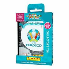 Panini UEFA Euro 2020 Adrenalyn XL Pocket Tin With 2 Limited Editions & 6 Packs