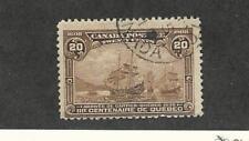 Canada, Affrancatura Francobollo, #103 Usato, 1908