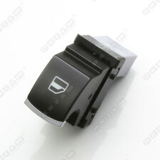 VW EOS ELECTRIC WINDOW CHROME EDGE SWITCH BUTTON FRONT RIGHT 4 PINS 5K0959855