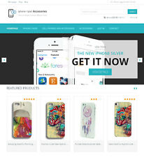 iPhone Accessories Website - Turnkey Amazon Affiliate Store
