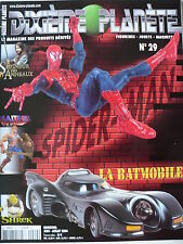 """Magazine (très bel état) - Dixième planète 29 (spécial """"Spiderman"""")"""