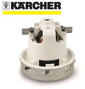 Genuine Karcher Motor 1200W NT14/1 NT25/1 NT35/1 NT45/1 NT55/1 PUZZI 8/1C AMETEK