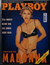 Playboy D 10/1994 Oktober 1994 Madonna Nadine Tschanz Elke Jeinsen  Y10