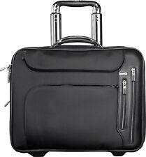 TUMI Arrive Laguardia Black Wheeled Briefcase with Laptop Insert - 25603D