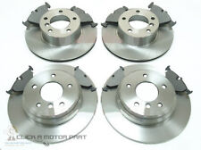 RANGE ROVER L322 3.0 TD6 2002-2005 FRONT & REAR BRAKE DISCS AND PADS SET NEW