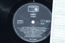 FANCY -Gold- LP Metronome Archiv-Copy
