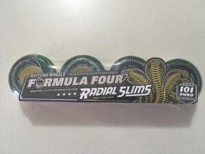 Spitfire Formula Four Radial Slims - Snake Pattern 52*101 - set of four
