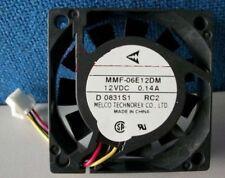 MMF-06E12DM-RC2 60x25mm Fan 12V 0.14A 523-1