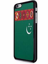 Bandera País IPHONE 6/7 Funda TURKMENISTÁN