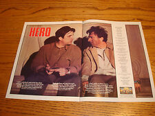 HERO 1992 Oscar ad Andy Garcia, Dustin Hoffman & TOYS Robin Williams, LL Cool J