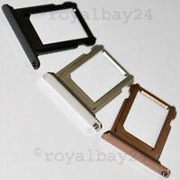 "iPhone XS 5,8"" nano SIM-Halter + Dichtung Adapter tray Gold Silber Space Grau"